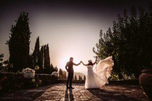Wedding Planner per matrimonio sulla costa della Toscana. Francesco e Sara sposi a Villa Aurelia XLIII. Giulia Alessandri, Wedding Planner: progettazione e coordinazione matrimoni in Toscana.
