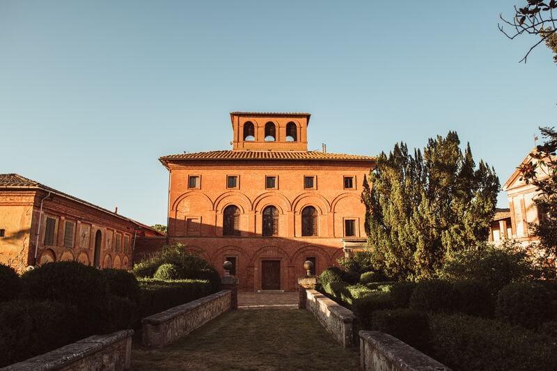 Matrimonio in Villa in Toscana