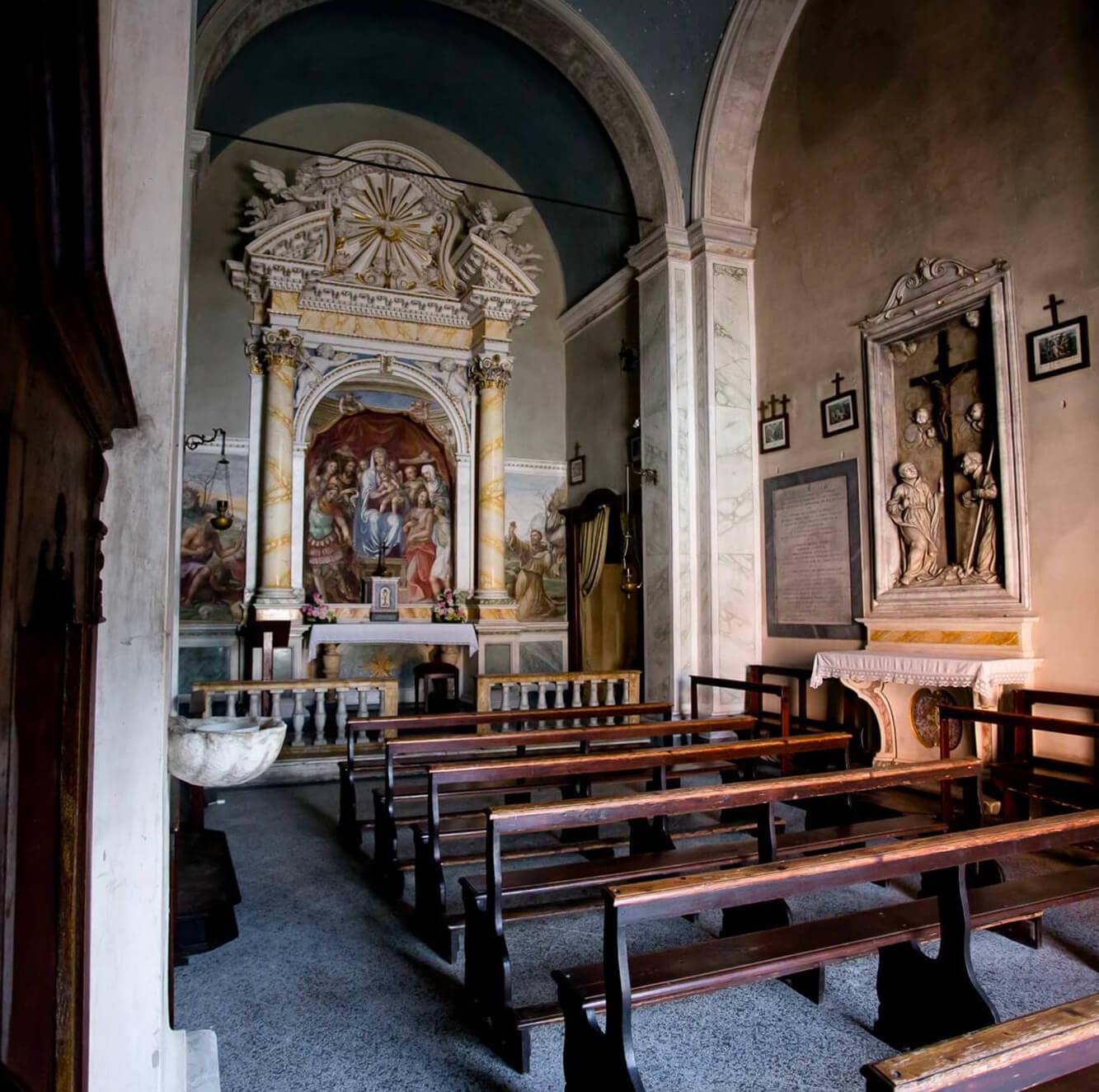 Le più suggestive chiese per Matrimonio in Val di Chiana. Giulia Alessandri, Wedding Planner: progettazione e coordinazione matrimoni in Toscana.