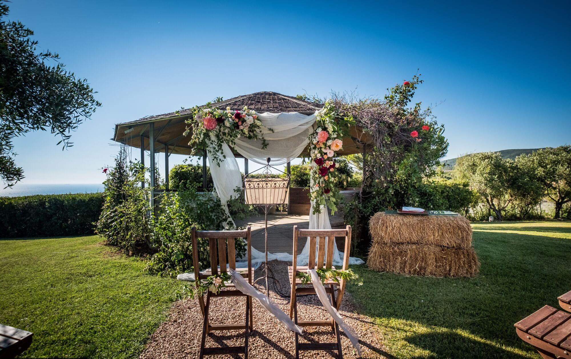 Matrimonio in riva al mare sulla costa Toscana, Versilia, Argentario. Giulia Alessandri Wedding Planner: progettazione e coordinazione matrimoni in Toscana.