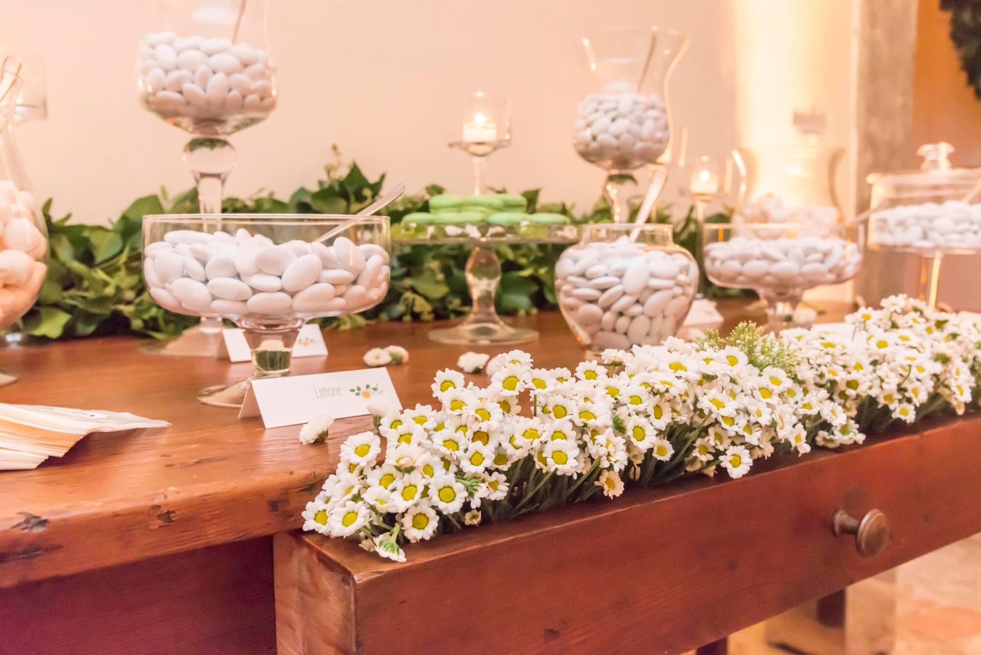 Bomboniere personalizzate e confetti per matrimoni in Toscana. Giulia Alessandri Wedding Planner: progettazione e coordinazione matrimoni in Toscana.