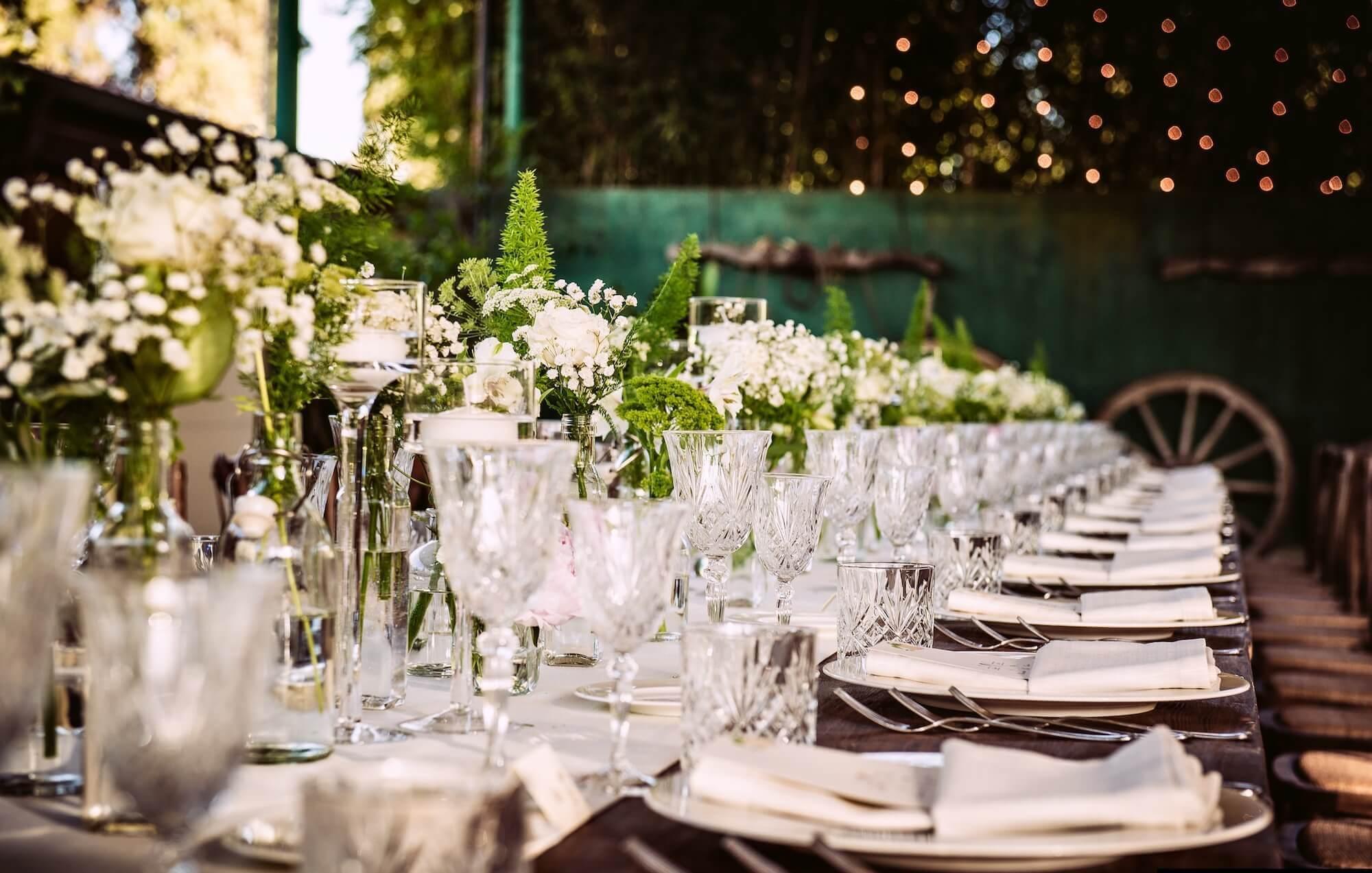 Allestimento floreale per matrimonio in Toscana, Firenze, Pisa, Siena. Giulia Alessandri Wedding Planner: progettazione e coordinazione matrimoni in Toscana.