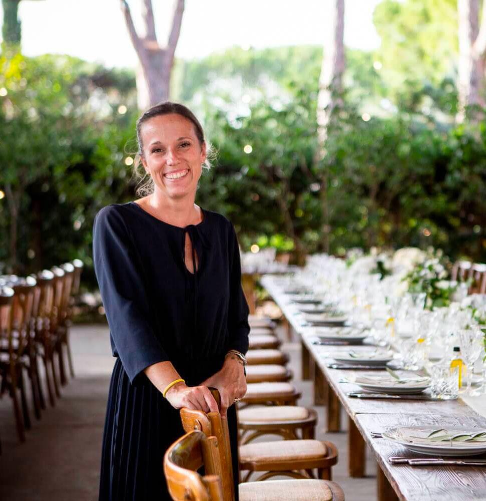 Consulenza professionale per il matrimonio. Giulia Alessandri, Wedding Planner: progettazione e coordinazione matrimoni in Toscana.