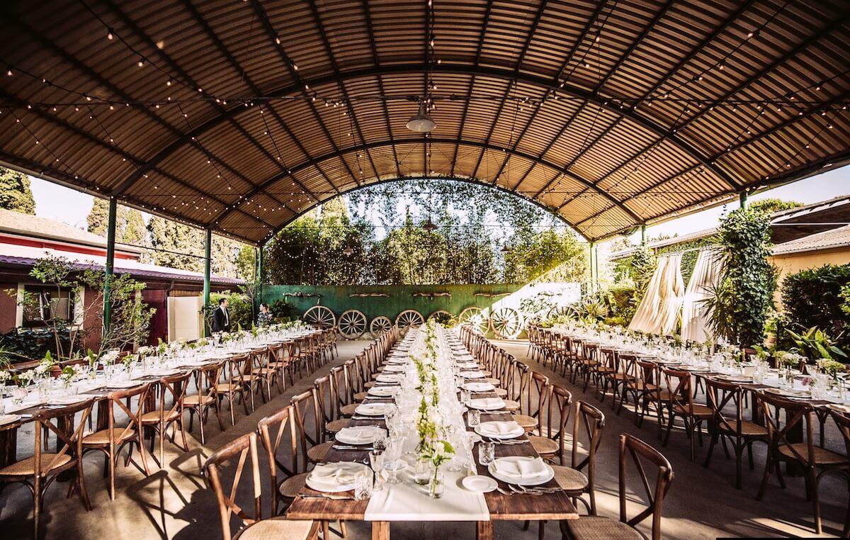 Organizzare il Matrimonio in vigna in Toscana. Giulia Alessandri, Wedding Planner in Toscana.