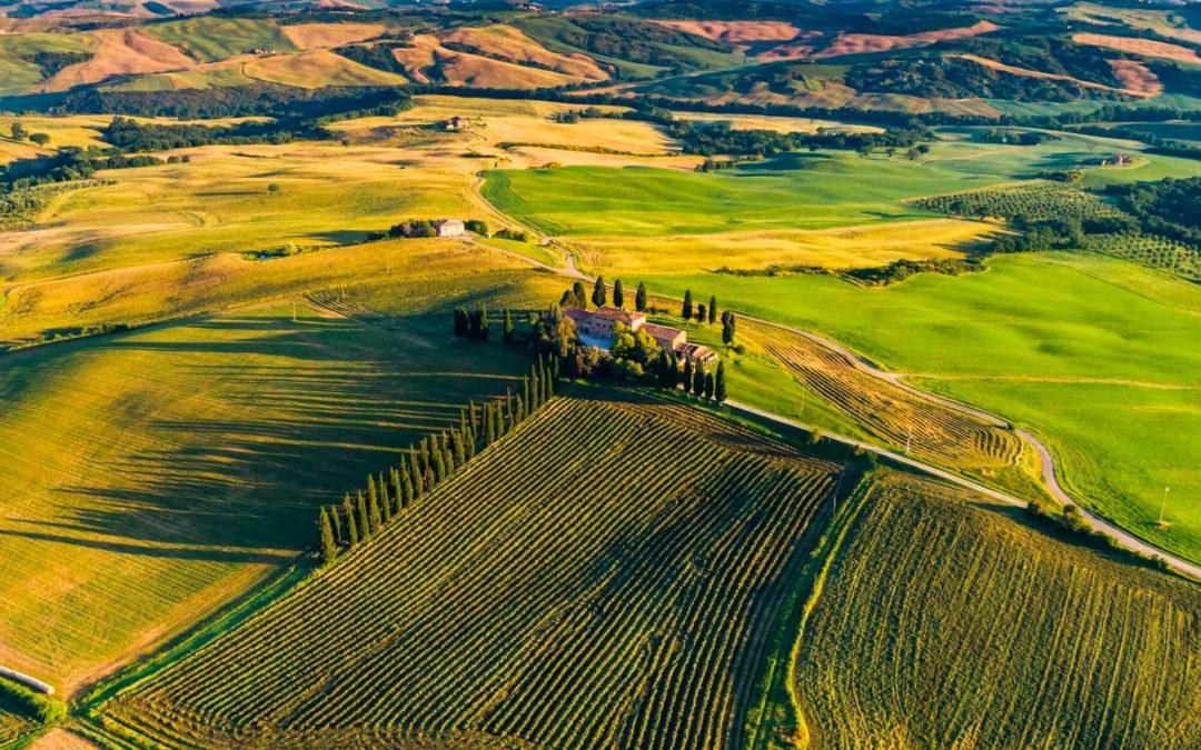 Matrimonio in Toscana: 7 fantastici motivi per sposarsi nel Chianti