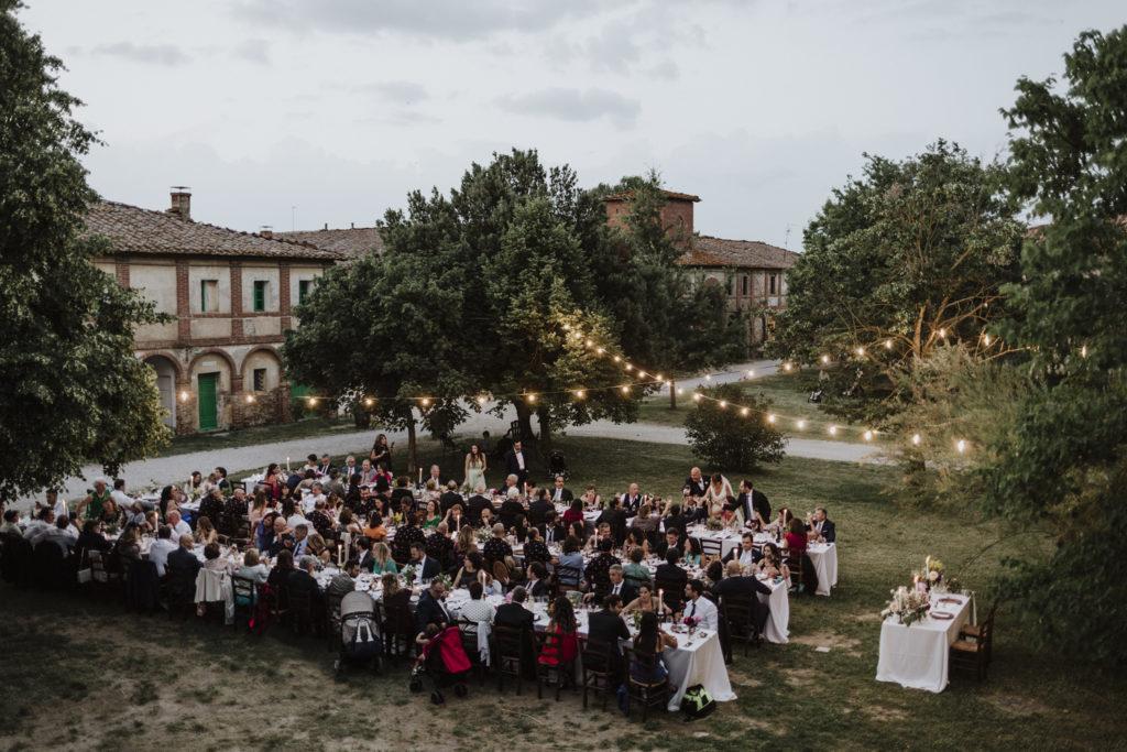Wedding weekend in Toscana