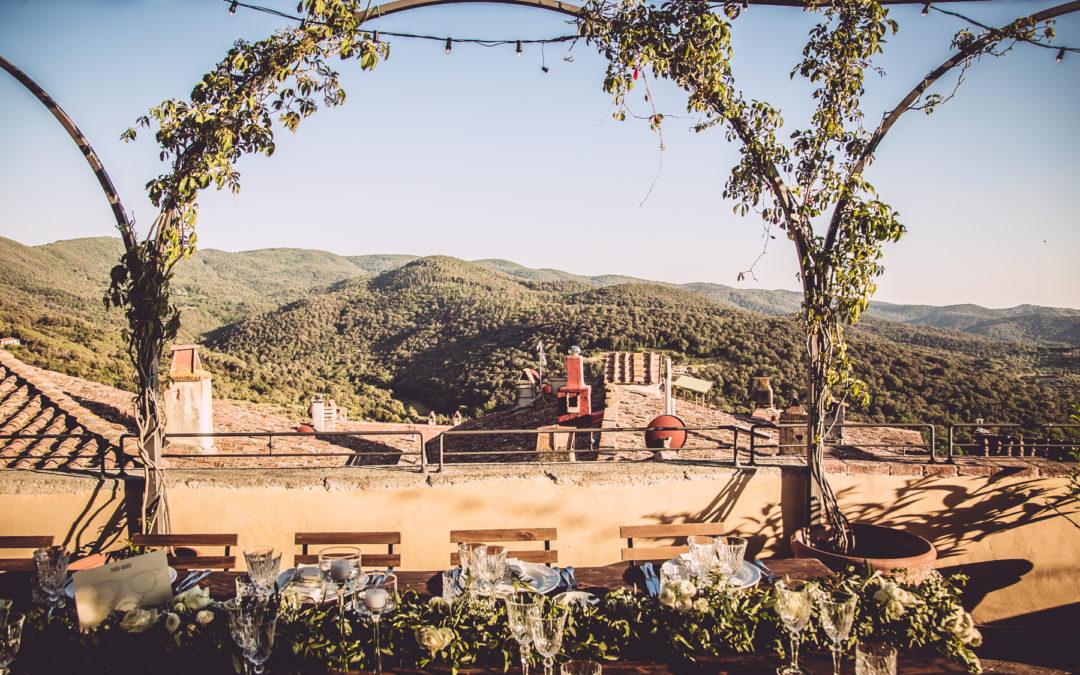 5 buoni motivi per sposarsi in Toscana!