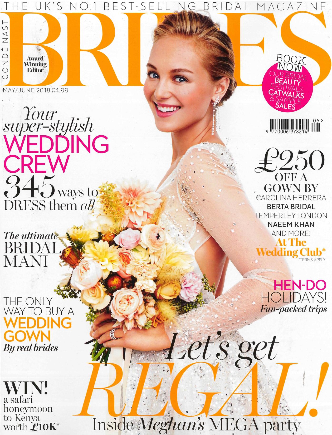 Giulia Alessandri WP_ Pubblicazione su Brides