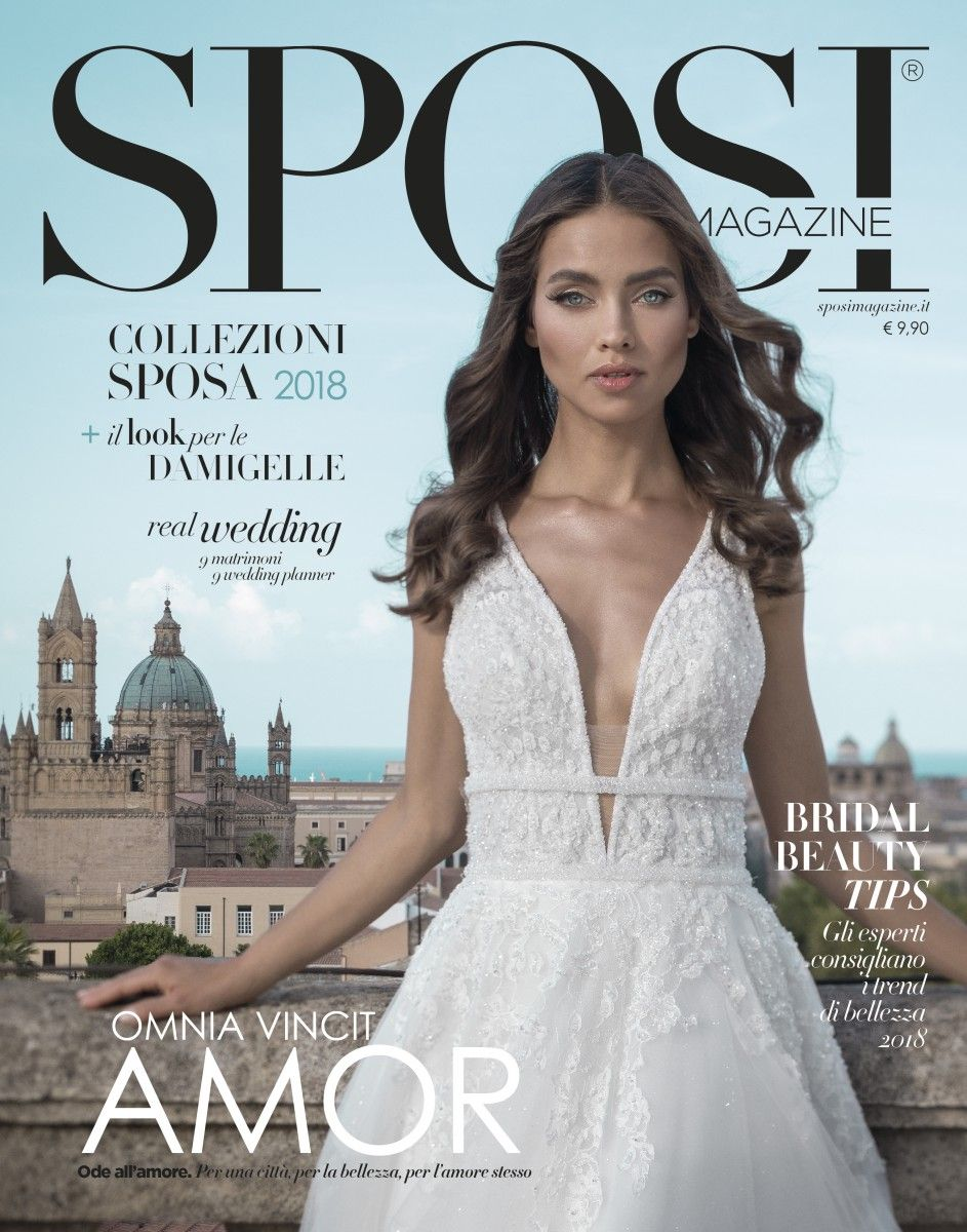 Giulia Alessandri WP_ Pubblicazione su Sposi Magazine