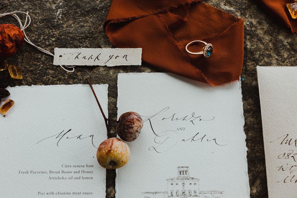 Elopement wedding in ToscanaWe