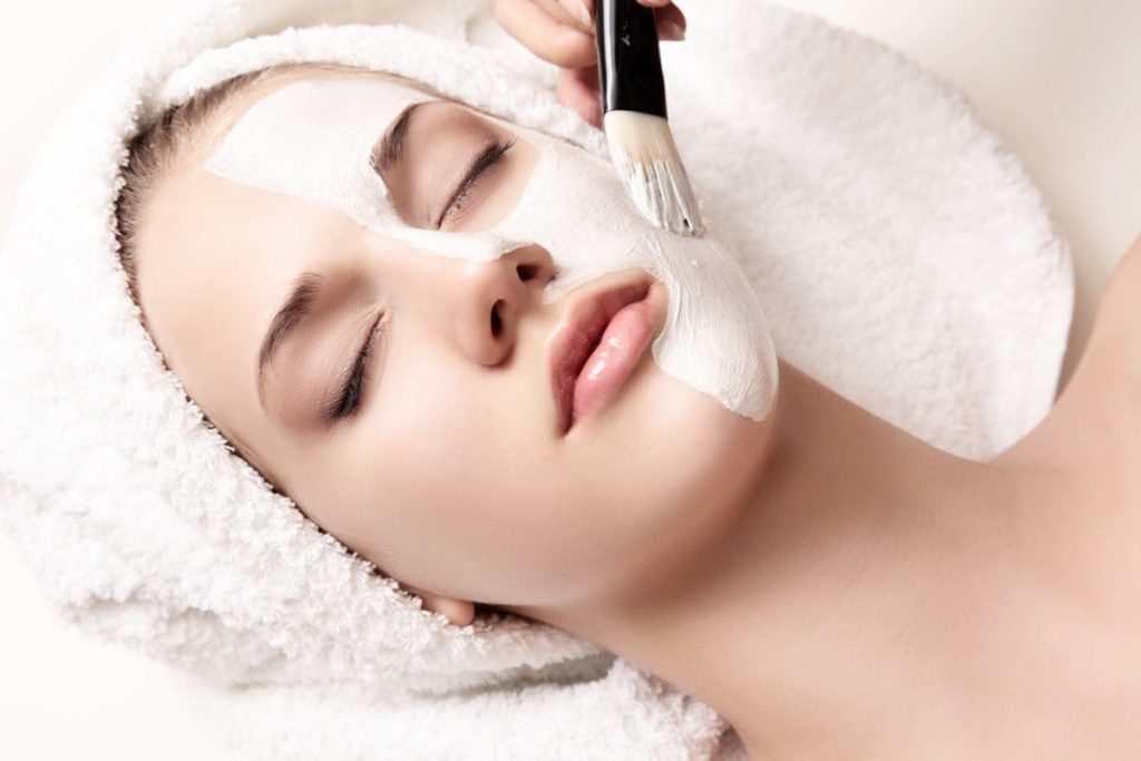 beauty routine sposa