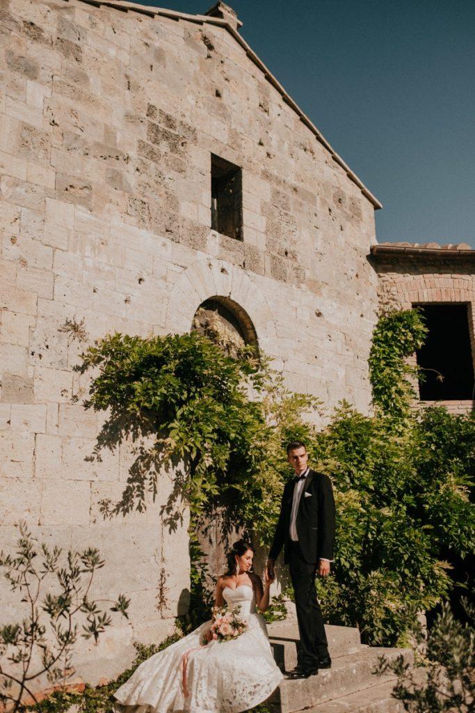 Destination wedding in Toscana