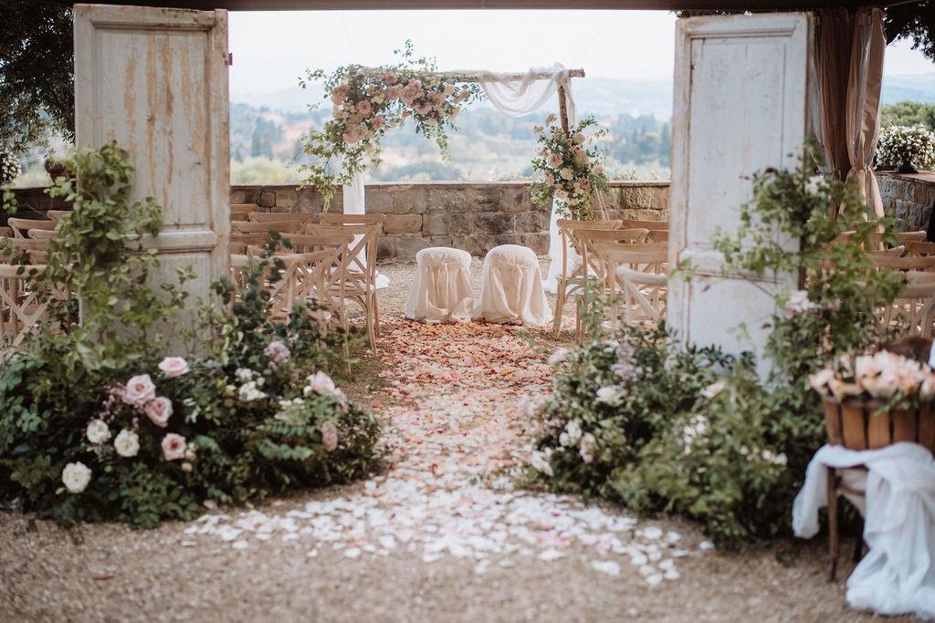 """Sposarsi all'aperto in Toscana: idee e luoghi dove dirsi """"Si""""!"""