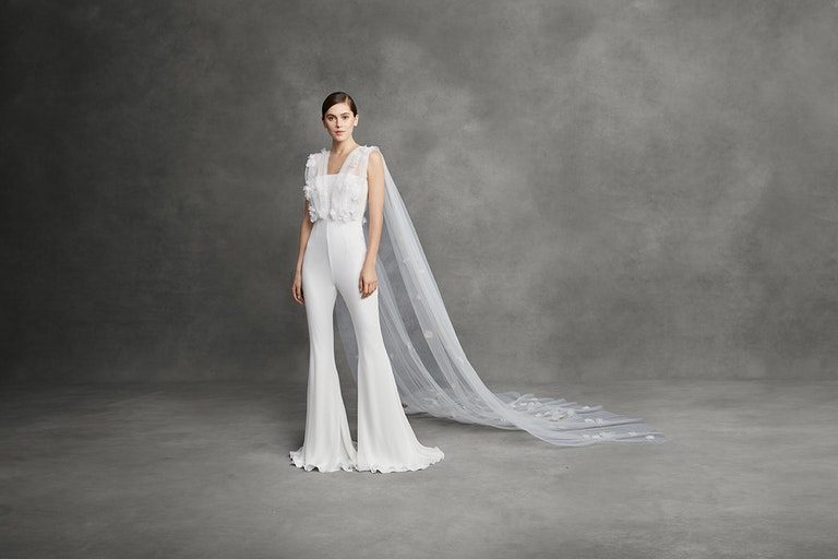 Collezioni sposa 2022: le nuove tendenze dalla New York Bridal Fashion Week