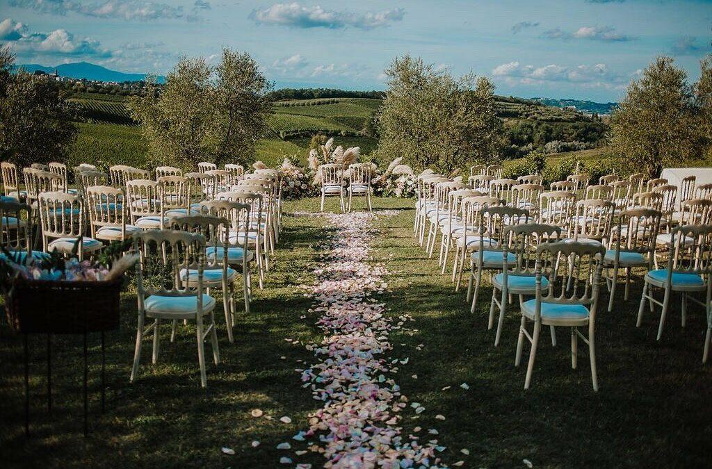 Matrimonio in vigna in Toscana: 5 tips per pianificarlo alla perfezione